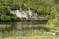 Irish Countryside Castle Royalty Free Stock Photos