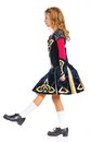 Irish Dancer Royalty Free Stock Photos