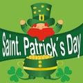 Saint Patricks Day Illustration