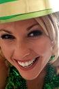 Irish Eyes! Royalty Free Stock Images