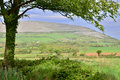 Irish landscape Stock Image
