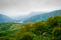 Irish landscape- Killarney National Park Royalty Free Stock Photo