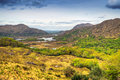 Irish mountains of Killarney pass Royalty Free Stock Photo