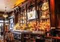 Irish pub Royalty Free Stock Photo