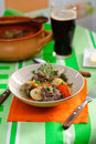 Irish stew Royalty Free Stock Image