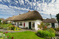 Irish traditional cottage house Royalty Free Stock Photo