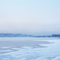 Irkutsk At Winter Royalty Free Stock Photo