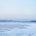Irkutsk At Winter Royalty Free Stock Photo