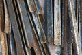 Iron bars Stock Images