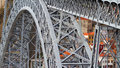 Iron Bridge Royalty Free Stock Photos