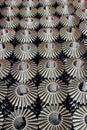 Iron gear Stock Image