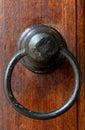 Iron Handle Royalty Free Stock Photo