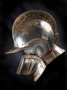 Iron helmet Royalty Free Stock Images