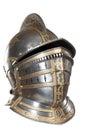 Iron helmet Stock Photography