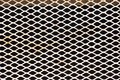 Iron net background for work design Stock Photos