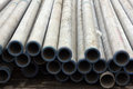 Iron Pipe Royalty Free Stock Photo