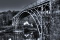 Ironbridge A Royalty Free Stock Photo
