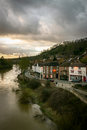 Ironbridge, Shropshire, England Royalty Free Stock Photo
