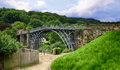Ironbridge Shropshire Royalty Free Stock Photo
