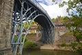 Ironbridge View Royalty Free Stock Photo