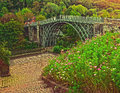 Ironbridge Royalty Free Stock Photo