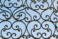 Ironwork Royalty Free Stock Photo