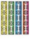 Irregular abstract grid pattern Royalty Free Stock Photo