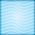 Irregular edges waves background ideal for presentation Stock Images