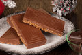 Irresitible turron Royalty Free Stock Image