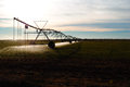 Irrigation Pivot Stock Photography