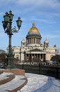 Isaakievsky cathedral Royalty Free Stock Photos