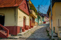 Isla de flores guatemala island central america picturesque streets in Royalty Free Stock Photos