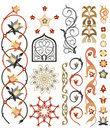 Islamic Art Pattern Royalty Free Stock Photo
