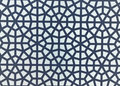 Islamic Geometric Pattern Royalty Free Stock Photo