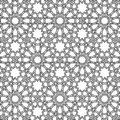 Islamic girih pattern background