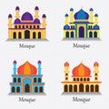 Islamic Mosque / Masjid for Muslim pray icon