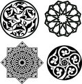 Islamic ornaments Stock Image