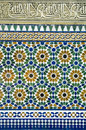 Islamic pattern design Stock Images