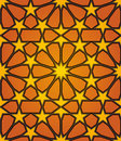 Islamic Star Seamless Pattern Stock Images