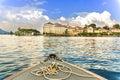 Island Bella Maggiore Lake