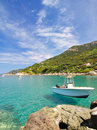 On the island of elba Royalty Free Stock Photos