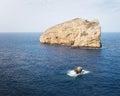 Island Foradada, Sardinia, Italy