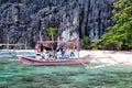 Island Hopping Vacation Royalty Free Stock Photo
