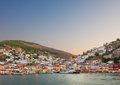 The island of Hydra, Greece Stock Image