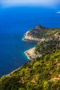 Island Mljet Stock Photo