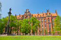 Island Tumski, Wroclaw, Poland Stock Photo