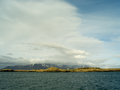 Island of videy video in south west iceland Stock Photography