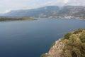 Islands Lanscape In Mediterranean Sea Royalty Free Stock Photo