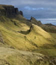 Isle of Skye - Scotland Royalty Free Stock Photography