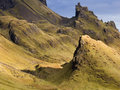 Isle of Skye - Scotland. Royalty Free Stock Photos